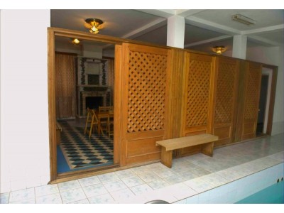 Пансионат  «Айтар»,   баня
