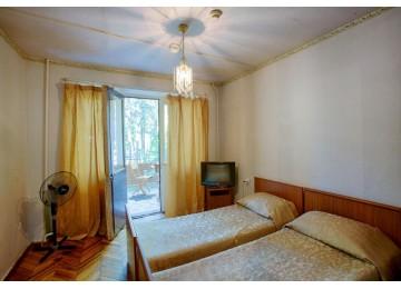 Стандарт 2-местный (Корпус 2) Номера и цены Пансионат  «Айтар» Абхазия