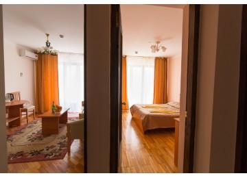 Люкс 2- комнатный (Корпус 1) Номера и цены Пансионат  «Айтар» Абхазия